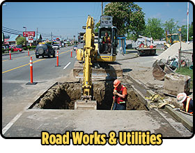 Road Works and Utilities